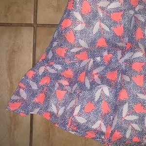 Lush Shorts - Vibrant Lush Shorts/Skort